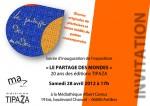 Tipaza, poésie, Monticelli, Freixe, Haza, Cannes