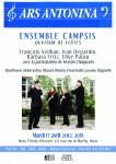 Musique, concert, Fourchotte