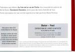 exposition michel butor,livres d'artiste,éditions la différence,youl,forcalquier