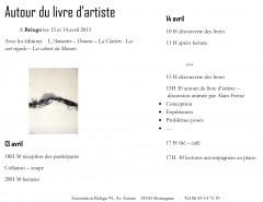 Livres d'artiste, Belugo, Jeanne Bastide, Alain Freixe, L'Amourier, Les Cahiers du Museur, Domens