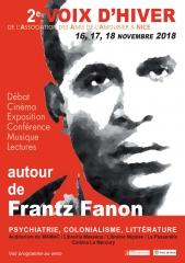 Voix d'hiver 2018, FGrantz Fanon