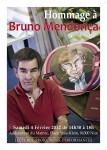Bruno Mendonça, performance, lectures, poésie