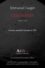Emmanuel Laugier, Arts 06