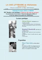 Butor, Charvolen, Monticelli