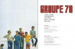 Peinture, Groupe 70, Galerie Sapone