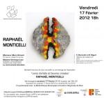 Raphaël Monticelli, Livres d'artiste, exposition, collège Port Lympia