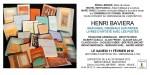 Exposition, Peintures, Lectures Poésie, Médiathèque de Vence, Henri Baviera, Alain freixe, Jacques Kober, Claude Haza