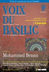 Mohammed Bennis, Sylvie Fabre G., Michel Séonnet, Jean-Marie Barnaud,