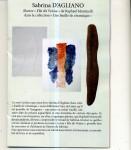 sabrina d'agliano,galerie quadrige