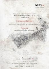 Lecture Stéphanie Ferrat.jpg