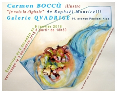 Carmen Boccù, Raphaël Monticelli