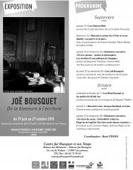 Bousquet Joë