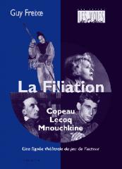 Yhéâtre, Guy Freixe, Copeau, Lecoq, Mouchkine