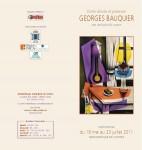 Peinture, Georges Bauquier, Fernand Léger, Ville de Contes