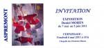 Mohen Daniel, Peinture, exposition